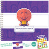 PSYCHOLOGIST GIFTS - Personalizable Humor Booklet With Matching Card