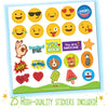 FUNNY CHIROPRACTOR GIFTS - All In a Day's Work Booklet - Humor Book With Included Gift Card And Emoji Stickers