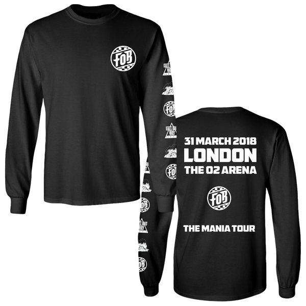 O2 ICON Longsleeve