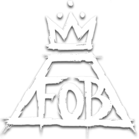 Fall Out Boy UK logo