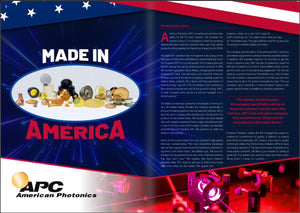 WHO WE ARE - American Photonics: Proudly Made In America