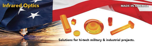 Military and Defense projects, Domes, custom projects Optical Design and Engineering