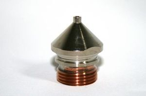 1300236 - Nozzle 1.4mm w/insert Suitable for use with Amada(R) Laser System, Pack of 10