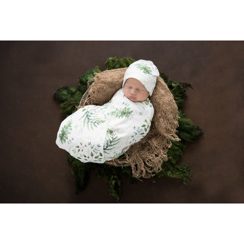 Enchanted Swaddle Sack & Beanie - Jessie's Baby Boutique