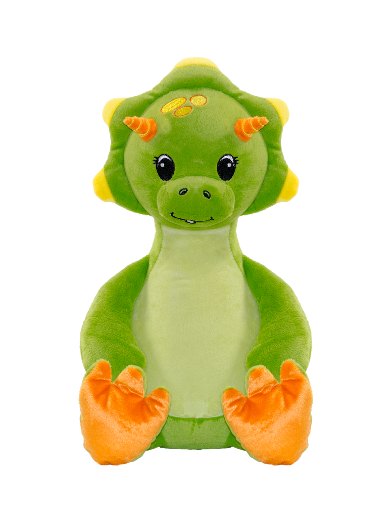 Personalised Green Dinosaur - Jessie's Baby Boutique