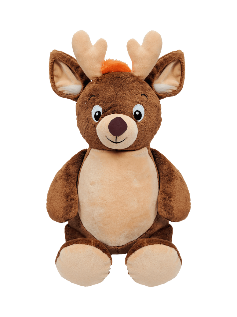 Personalised Brown deer - Jessie's Baby Boutique