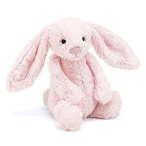 Personalised Bashful Bunny Pink - Jessie's Baby Boutique