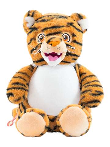 Personalised Signature Tiger - Jessie's Baby Boutique