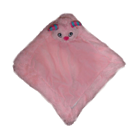 Personalised Pink Monster Blankie - Jessie's Baby Boutique