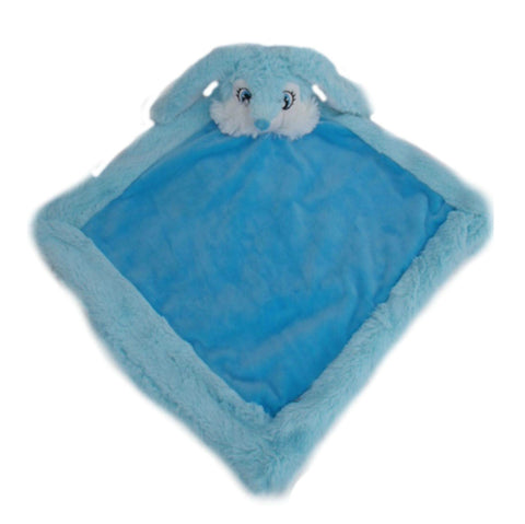 Personalised Blue Bunny Blankie - Jessie's Baby Boutique