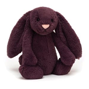 Personalised Bashful Bunny Plum