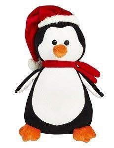 Personalised Christmas Penguin - Jessie's Baby Boutique