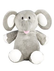 Personalised Grey Elephant - Jessie's Baby Boutique