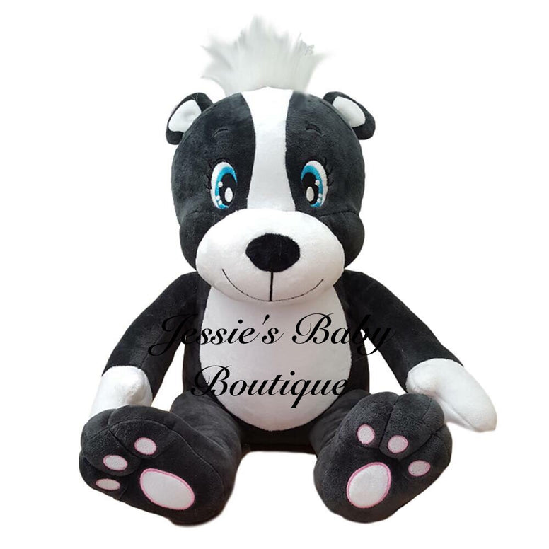 Personalised Skunk - Jessie's Baby Boutique