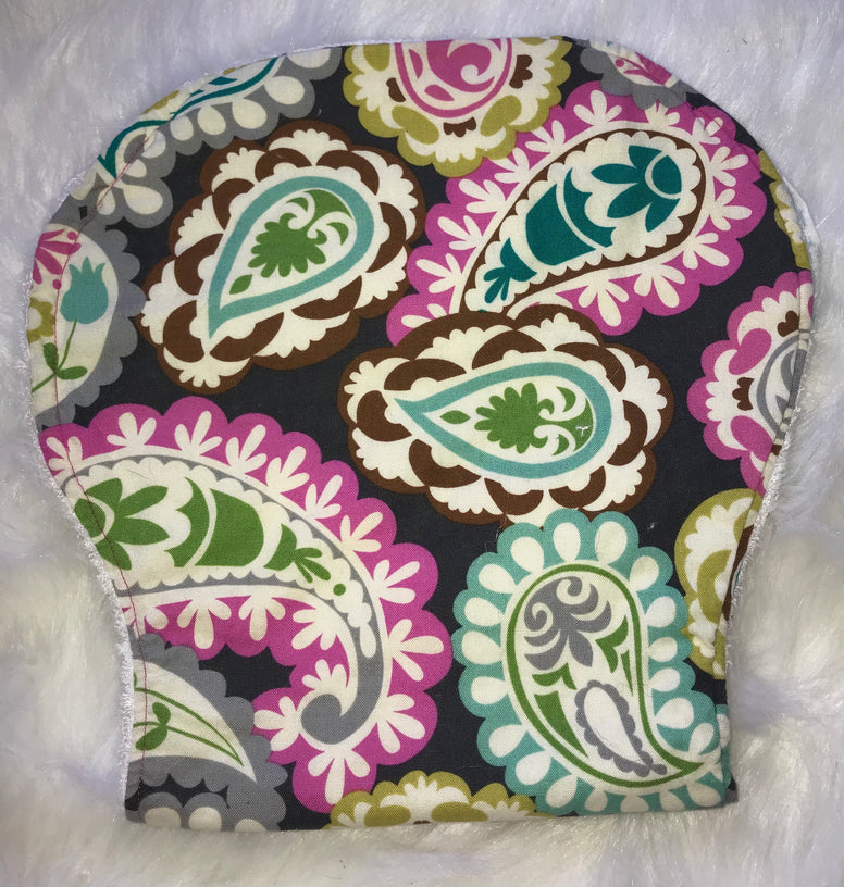 Paisley Burp Cloth - Jessie's Baby Boutique