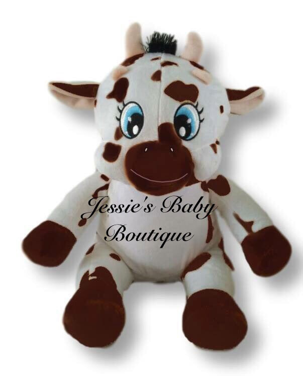 Personalised Cow - Jessie's Baby Boutique