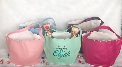 Personalised Leatherette Bags - Jessie's Baby Boutique