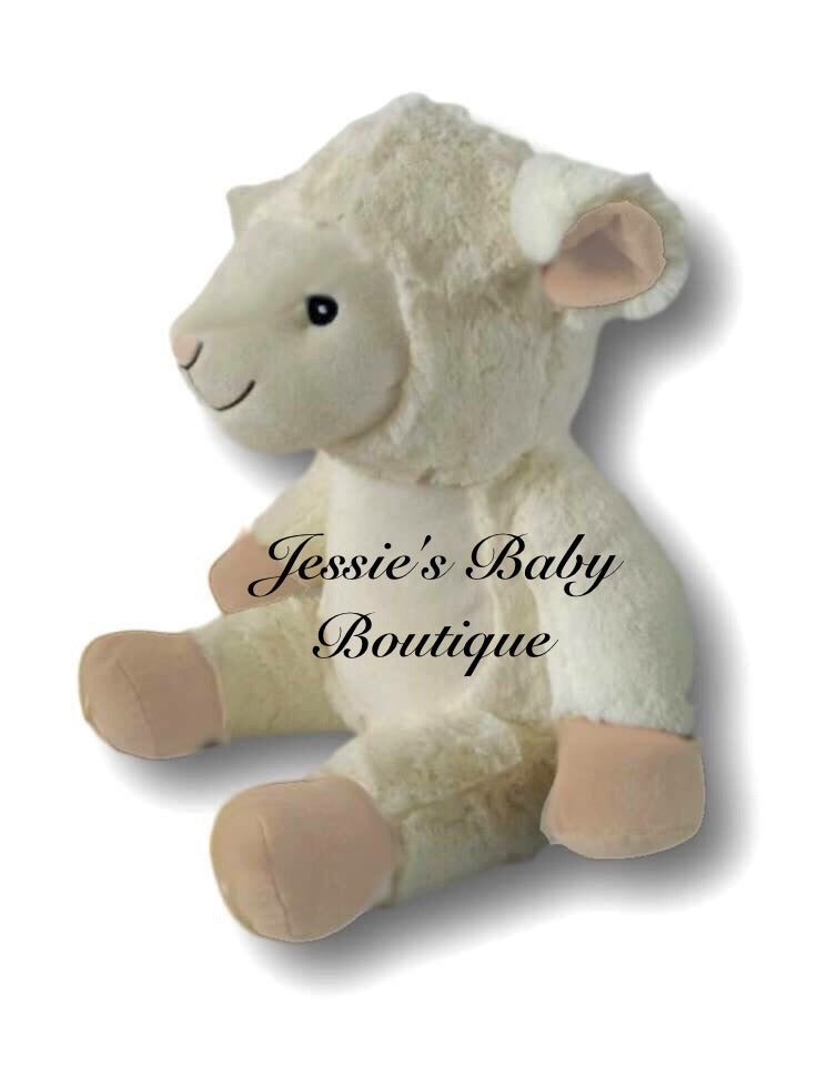 Personalised Lamb - Jessie's Baby Boutique