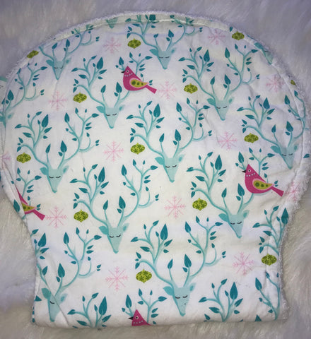 Deer Burp Cloth - Jessie's Baby Boutique