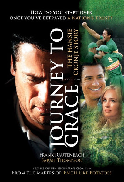 Journey To Grace: The Hansie Cronje Story DVD