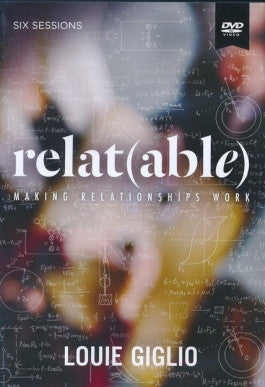Louie Giglio Relat(able) DVD