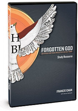 Forgotten God Study Resource DVD With Francis Chan