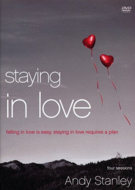 Staying in Love DVD Series