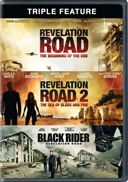 Revelation Road Triple Feature