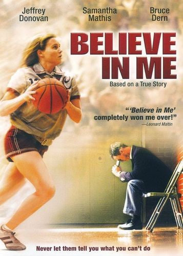 Believe in Me DVD