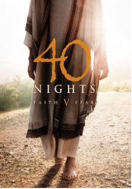 40 Nights DVD