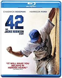 42 The Jackie Robinson Story Blu-Ray + DVD