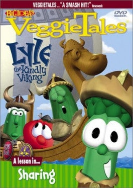VeggieTales: Lyle, the Kindly Viking DVD