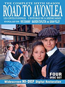 Road To Avonlea: The Complete Sixth Season Remastered DVD Set