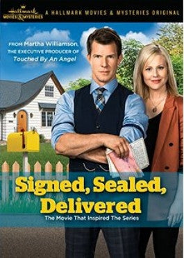 Signed, Sealed, Delivered Original Movie DVD