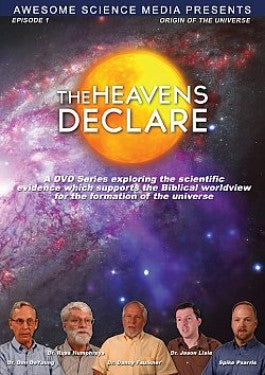 Heavens Declare Episode 1 DVD + Digital