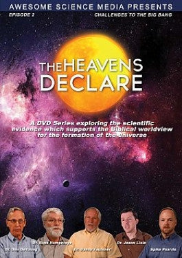 The Heavens Declare Episode 2 DVD + Digital