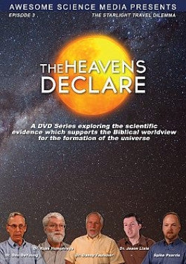 The Heavens Declare Episode 3 DVD + Digital