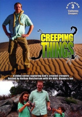 Creeping Things Episode 3 DVD