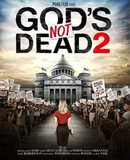Gods Not Dead 2 DVD