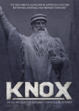 Knox The Life and Legacy of Scotland's Controversial Reformer DVD