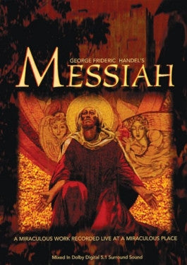 George Frideric Handels Messiah DVD
