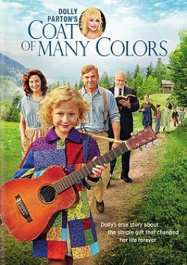 Dolly Parton's Coat of Many Colors DVD