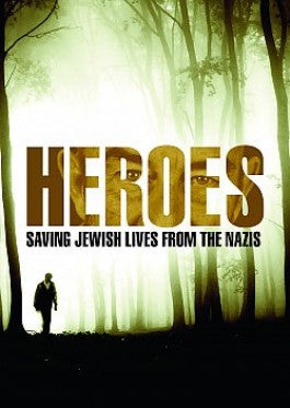 Heroes: Saving Jewish Lives from the Nazis DVD