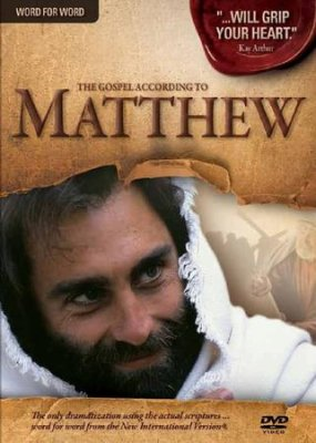 The Gospel According to Matthew DVD
