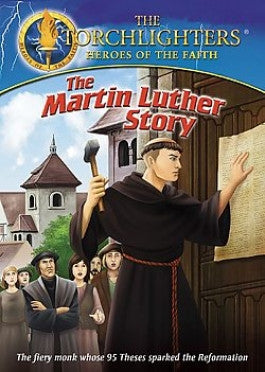 Torchlighters The Martin Luther Story DVD
