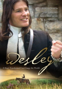 Wesley: A Heart Transformed Can Change the World DVD