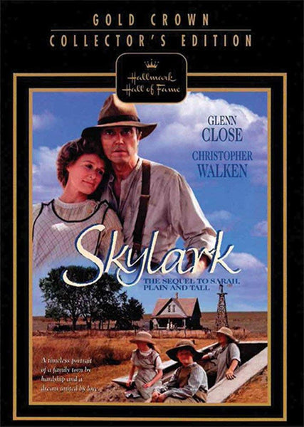 Skylark: The Sequel to Sarah Plain & Tall - Hallmark Hall of Fame DVD