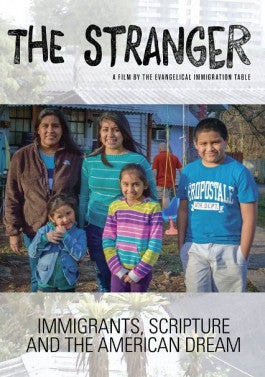 The Stranger: Immigrants, Scripture, and the American Dream DVD
