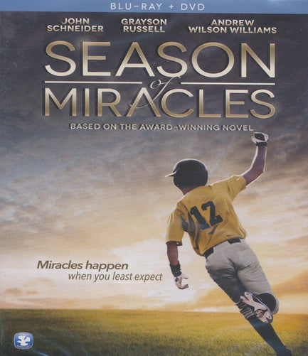 Season of Miracles Blu-ray & DVD combo