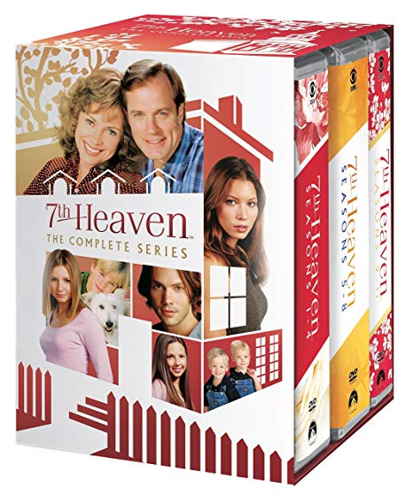 7th Heaven - The Complete 243 Episodes 61 DVD DISCs